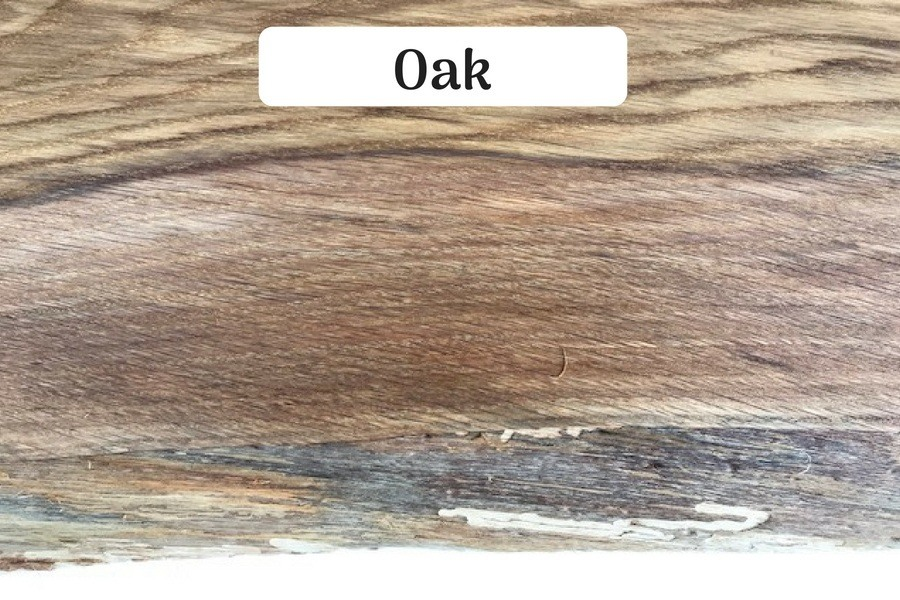 Large Oak Slabs